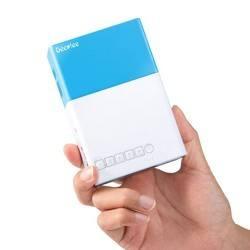 Mini Vidéoprojecteur DP310W Blanc de Deeplee